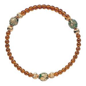 数珠 ブレスレット LV-1004 女性用 念珠 片手念珠 ベネチアンガラス ヴェネツィアン パワーストーン ALTAR アルタ|altar
