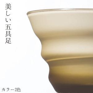 五具足 カラー2色 ヴェネツィアンガラス 花立 香炉 火立 真鍮 茶湯器 仏飯器 耐熱ガラス 高級感 仏具 現代仏壇 八木研 フィオット 送料無料 ALTAR|altar