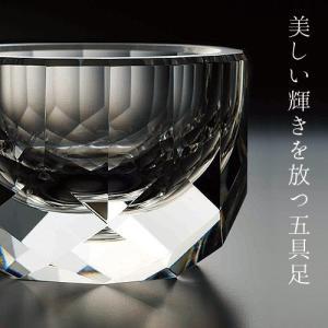 五具足 光学ガラス 花立 香炉 火立 茶湯器 仏飯器  高級感 仏具 現代仏壇 八木研 グリーム 送料無料 ALTAR|altar