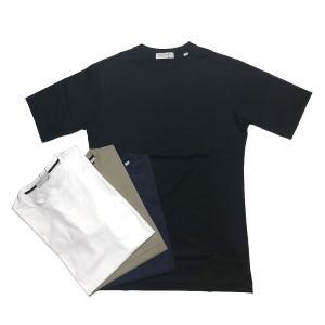 TOMORROWLAND トゥモローランド メンズ SUVIN COTTON クルーネックTシャツ|altasotto
