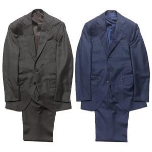 TOMORROWLAND トゥモローランド メンズ Ermenegildo Zegna TROFEO グレンチェック 3Bスーツ|altasotto