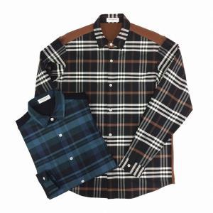 TOMORROWLAND トゥモローランド メンズ ニットコンビ チェックシャツ altasotto