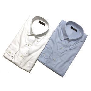 TOMORROWLAND トゥモローランド メンズ ピンオックス ボタンダウンシャツ|altasotto