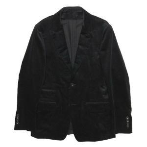 TOMORROWLAND トゥモローランド メンズ シーアイランドコットン コーデュロイ 2B ピークドジャケット|altasotto