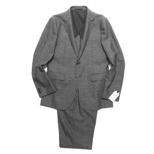 TOMORROWLAND トゥモローランド メンズ ストレッチウール セットアップスーツ グレー|altasotto