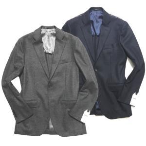 TOMORROWLAND トゥモローランド メンズ SUPER 100'S ウールジャージー セットアップジャケット|altasotto
