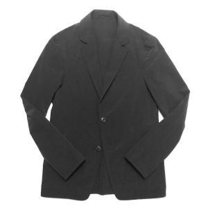 TOMORROWLAND トゥモローランド メンズ 2WAY ストレッチタフタ セットアップジャケット ブラック|altasotto
