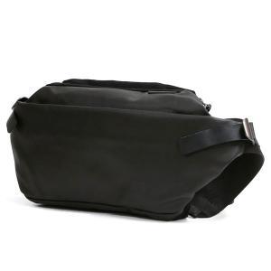 コートエシエル Cote& Ciel iPad Air コーテッド キャンバス ショルダー メッセンジャー バッグ Isarau Coated Canvas Black ブラック 黒 28395