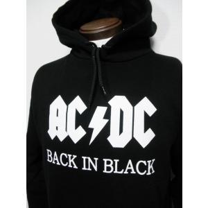 AC/DC/バック・イン・ブラック/メンズ/パーカー/黒|alternativeclothing|02
