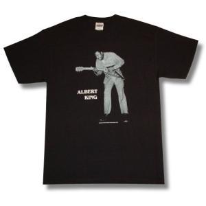 ALBERT KING/アルバート・キング/ブルースTシャツ/メンズ|alternativeclothing
