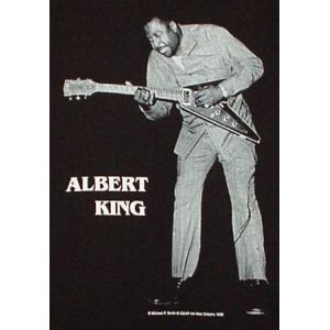 ALBERT KING/アルバート・キング/ブルースTシャツ/メンズ|alternativeclothing|02