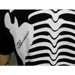 Tシャツ スケルトン ガイコツ ドクロ スカル 長袖 メンズ レディース ロンT|alternativeclothing|05