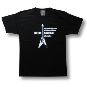 フライングV/Tシャツ/マイケル・シェンカー/MICHAEL SCHENKER/黒/メンズ/レディース/ロックTシャツ|alternativeclothing|04