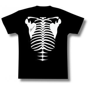 ホネ骨/スケルトン/ガイコツ/スカル/ドクロ/Tシャツ/メンズ/レディース|alternativeclothing|02