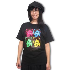 太宰治Tシャツ2/黒/メンズ/レディースプレゼント/ギフト包装/ラッピング無料|alternativeclothing