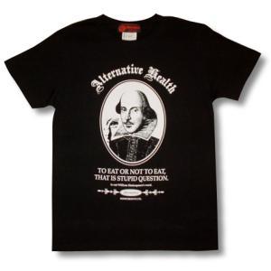 シェイクスピア/シェークスピア/パロディ/Tシャツ/黒/メンズ/レディース/プレゼント/シェークスピア|alternativeclothing