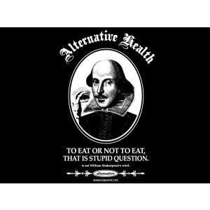 シェイクスピア/シェークスピア/パロディ/Tシャツ/白/メンズ/レディース/プレゼント/シェークスピア|alternativeclothing|03