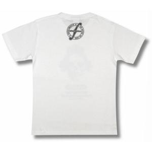 スカル姉さん/スカル・シスターズ・ハードコアクラブバンド/メンズ/レディース/Tシャツ(白)|alternativeclothing|02