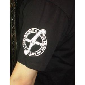 アフロスカル・ワークシャツ/メンズ/ドクロ/ブラック alternativeclothing 04