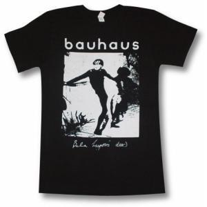 バウハウス/BAUHAUS/Bela Lugosi's Dead/ロックTシャツ/バンドTシャツ/メンズ/黒|alternativeclothing