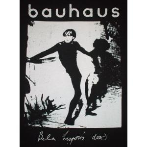 バウハウス/BAUHAUS/Bela Lugosi's Dead/ロックTシャツ/バンドTシャツ/メンズ/黒|alternativeclothing|02