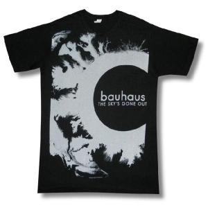 バウハウス/BAUHAUS/THE SKY'S GONE OUT/ロックTシャツ/メンズ/黒|alternativeclothing