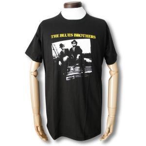 Tシャツ ブルース・ブラザーズ BLUES BROTHERS  チャコール メンズ ロック バンド|alternativeclothing