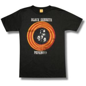 BLACK SABBATH/ブラックサバス/PARANOID/パラノイド/ロックTシャツ/バンドTシ...