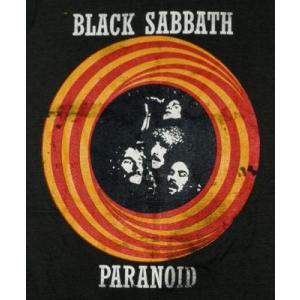 BLACK SABBATH/ブラックサバス/PARANOID/パラノイド/ロックTシャツ/バンドTシャツ|alternativeclothing|02