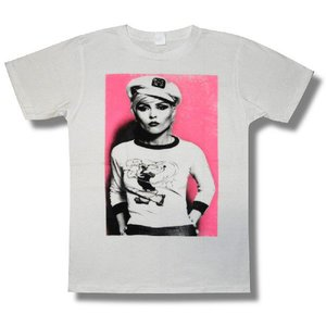 BLONDIE/ブロンディー/デボラハリー/メンズ/レディース/ロックTシャツ/バンドTシャツ|alternativeclothing
