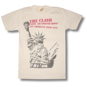 THE CLASH/ザ・クラッシュ/ロープド・リバティ/メンズ/レディース/ジョー・ストラマー/ロックTシャツ/バンドTシャツ|alternativeclothing