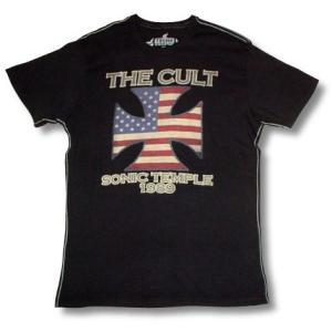 THE CULT/ザ・カルトTシャツ/SONIC TEMPLE/メンズ/ロックTシャツ/バンドTシャツ alternativeclothing