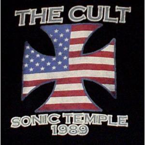 THE CULT/ザ・カルトTシャツ/SONIC TEMPLE/メンズ/ロックTシャツ/バンドTシャツ alternativeclothing 03