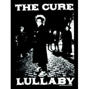 THE CURE/ザ・キュアー/LULLABY/ララバイ/Tシャツ/黒/ロックTシャツ/バンドT シャツ alternativeclothing 02