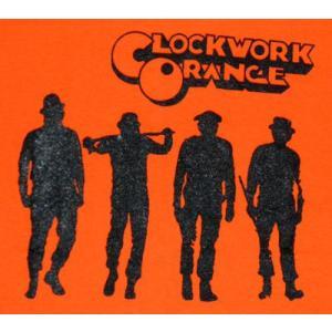 時計じかけのオレンジ/CLOCKWORK ORANGE/オレンジ/映画Tシャツ/メンズ/|alternativeclothing|02