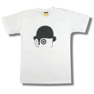 時計じかけのオレンジ/アレックス/映画Tシャツ/白/メンズ/レディース/|alternativeclothing