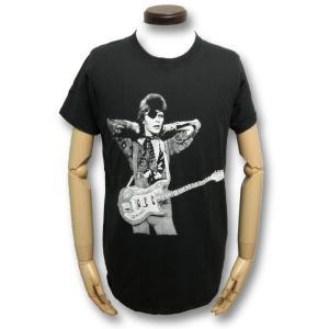 デビット・ボウイ/DAVID BOWIE /アイパッチ/デヴィッド・ボウイ/チャコール/ロックTシャツ/バンドTシャツ|alternativeclothing