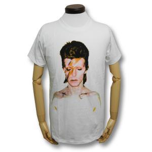 デビット・ボウイ/DAVID BOWIE /アラジンセイン/Aladdin Sane/デヴィッド・ボウイ/ロックTシャツ/バンドTシャツ|alternativeclothing