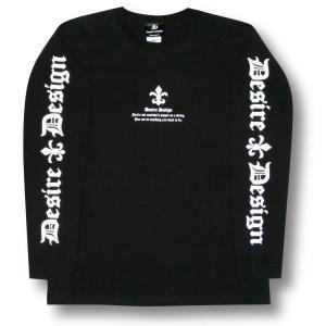 翼剣/ソードウィング/ロンT/ロック/バイク/長袖/Tシャツ/黒/Desire Design|alternativeclothing|02