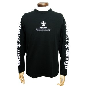 翼剣/ソードウィング/ロンT/ロック/バイク/長袖/Tシャツ/黒/Desire Design|alternativeclothing|04
