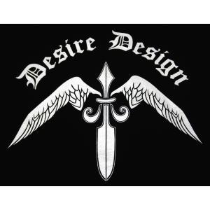 翼剣/ソードウィング/ロンT/ロック/バイク/長袖/Tシャツ/黒/Desire Design|alternativeclothing|05