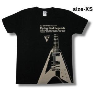 マイケル・シェンカー祭り/FLYING GOD伝説Vol.05/Michael Schenker/Tシャツ/ロックTシャツ/黒/メンズ|alternativeclothing|03