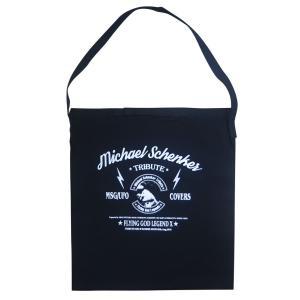マイケル・シェンカー/トリビュート/フライングゴッド伝説/ショルダー/バッグ/エコ/ブラック/黒|alternativeclothing