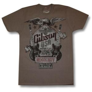 ES335/GIBSON/ギターTシャツ/メンズ/ギブソン/ロックTシャツ alternativeclothing