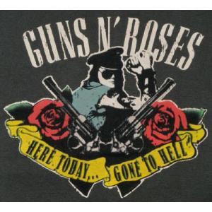GUNS N' ROSES/ガンズ&ローゼス/アクセル・ローズ/ロックT/メンズ/レディース/バンドT|alternativeclothing|02