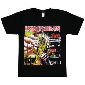 アイアン・メイデン/キラーズ/IRON MAIDEN/KILLERS/ロックTシャツ/バンドTシャツ/メンズ/レディース|alternativeclothing