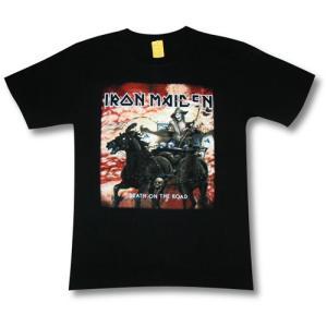 アイアン・メイデン/DEATH ON THE ROAD/ロックTシャツ/バンドTシャツ/メンズ/レディース/|alternativeclothing