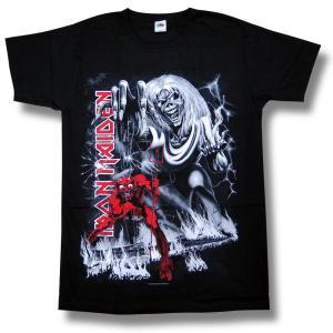 Tシャツ バンドTシャツ IRON MAIDEN アイアンメイデン THE NUMBER OF THE BEAST ナンバー・オブ・ザ・ビースト alternativeclothing