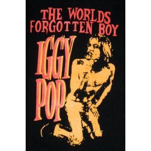 イギー・ポップ/IGGY POP/THE WORLDS FORGOTTEN BOY/ロックTシャツ/バンドTシャツ|alternativeclothing|03