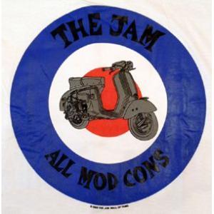 THE JAM/ザ・ジャム/ターゲット/ALL MOD CONS/Tシャツ/白/ポール・ウェラー/ロックTシャツ/バンドT シャツ alternativeclothing 02